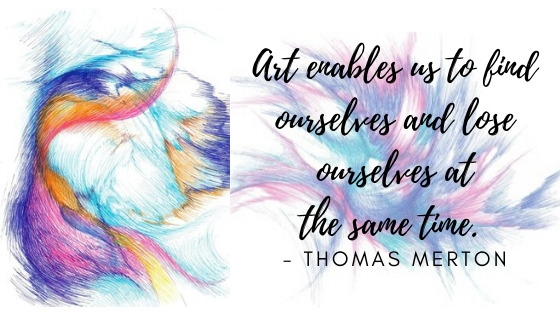 art enables us